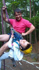 Kletterspaß für Kids Frankenjura