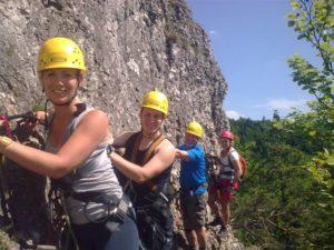 Klettersteigkurs Fränksiche Schweiz