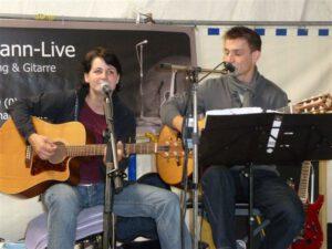 Sing a Song Liedbegleitung Nürnberger Land