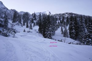 Alpspitze Skitour